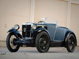 MG M-Type Midget 1929–32 pictures