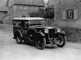 MG M-Type High Speed Service Van 1931 photos