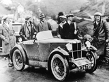 Pictures of MG M-Type Midget 1929–32