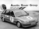 MG Maestro Rallysprint 1983 images