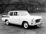 Photos of MG Magnette (MkIII) 1959–61