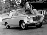 Pictures of MG Magnette (MkIII) 1959–61