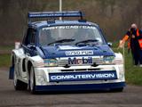 Images of MG Metro 6R4 Group B Rally Car 1984–86