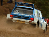 MG Metro 6R4 Group B Rally Car 1985–86 photos