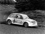 Photos of MG Metro 6R4 Group B Rally Car Prototype 1983