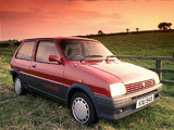 Photos of MG Metro Turbo 1983–89
