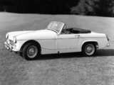 Images of MG Midget (MkII) 1964–66