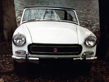Images of MG Midget (MkIII) 1969–74