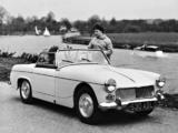 MG Midget (MkI) 1961–64 photos