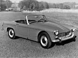 MG Midget (MkII) 1964–66 photos