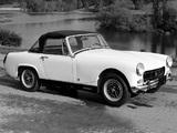 MG Midget (MkIII) 1969–74 images