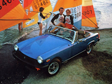 MG Midget 1500 US-spec 1974–80 images