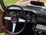 MG Midget 1500 US-spec 1974–80 pictures