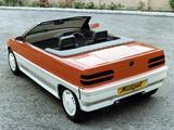 MG Midget Concept 1983 pictures