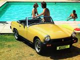 Pictures of MG Midget 1500 1974–80