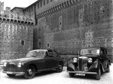 Photos of MG 1500 Panoramica 1948 & MG YA 1947–51