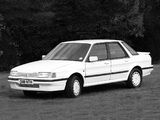 Pictures of MG Montego Turbo 1985–91