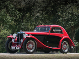 Images of MG NB Magnette Airline Coupe by Allingham 1935