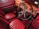 MG NB Magnette Airline Coupe by Allingham 1935 pictures