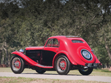 Pictures of MG NB Magnette Airline Coupe by Allingham 1935