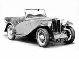 MG NA 4-seater 1934–35 wallpapers