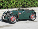MG PA/B LeMans Works Racing Car 1934 photos