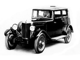 MG Panbric Saloon 1929 pictures