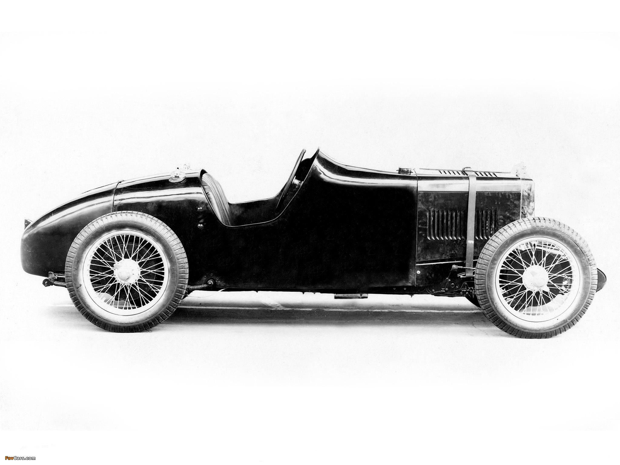 Photos of MG Q-Type Midget 1934 (2048 x 1536)