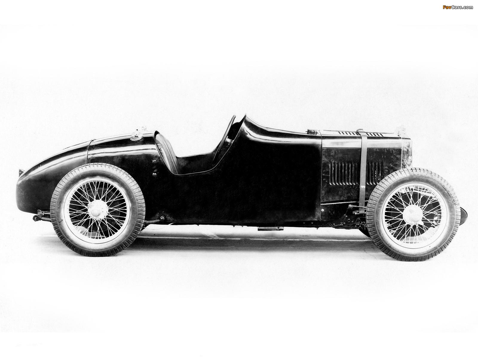 Photos of MG Q-Type Midget 1934 (1600 x 1200)