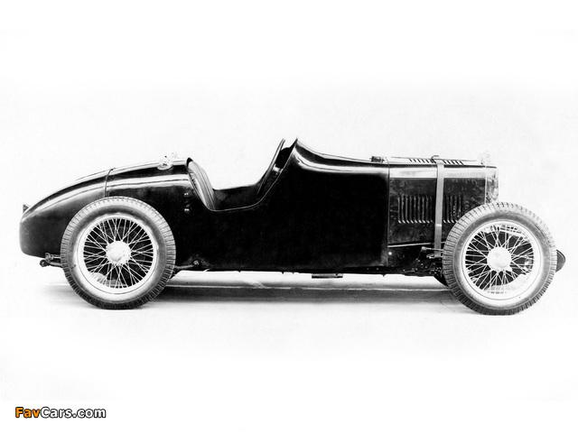 Photos of MG Q-Type Midget 1934 (640 x 480)
