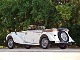 Images of MG SA Tourer 1936–39