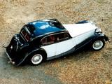 MG SA Saloon 1936–39 images