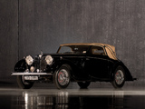 MG SA Tickford Drophead Coupe 1938 photos