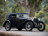 MG TA 1936–39 pictures