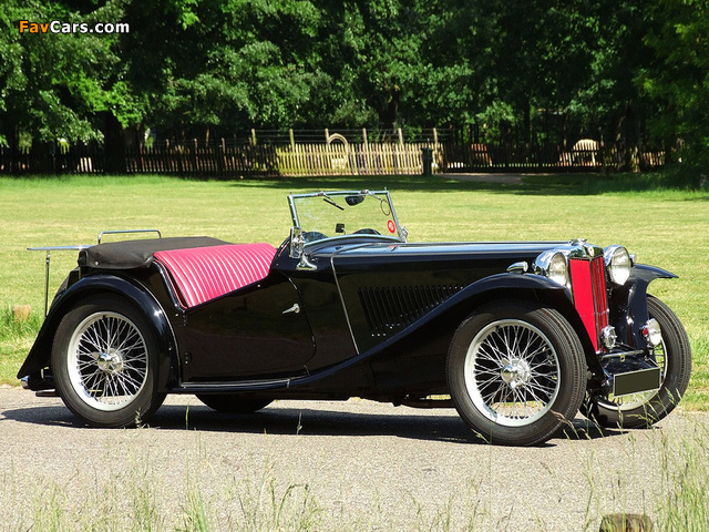 Mg Car Images >> MG TC 1945–49 photos (640x480)