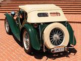 MG TC Midget 1945–49 photos