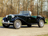 MG TD (MkII) 1951–53 images