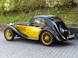 Photos of MG TA Airline Coupe by Allingham 1936