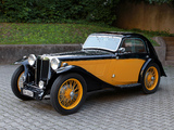 MG TA Airline Coupe by Allingham 1936 wallpapers