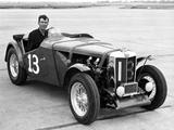 MG TC Race Car 1949 wallpapers