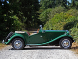 MG TD (MkII) 1951–53 wallpapers