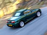 MG TF Sprint SE 2002 photos