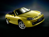 MG TF 160 EU-spec 2002–05 pictures