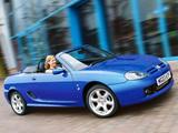 MG TF Cool Blue SE 2003 images