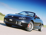 MG TF 80th Anniversary 2004 images