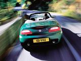 MG TF Sprint SE 2002 wallpapers