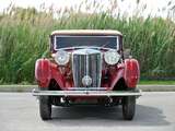 Images of MG VA Drophead Coupe by Tickford 1939