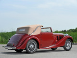 Photos of MG VA Drophead Coupe by Tickford 1939