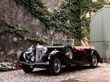 Photos of MG WA Tourer 1938–39