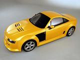 Photos of MG XPower SV XP4 Concept 2002